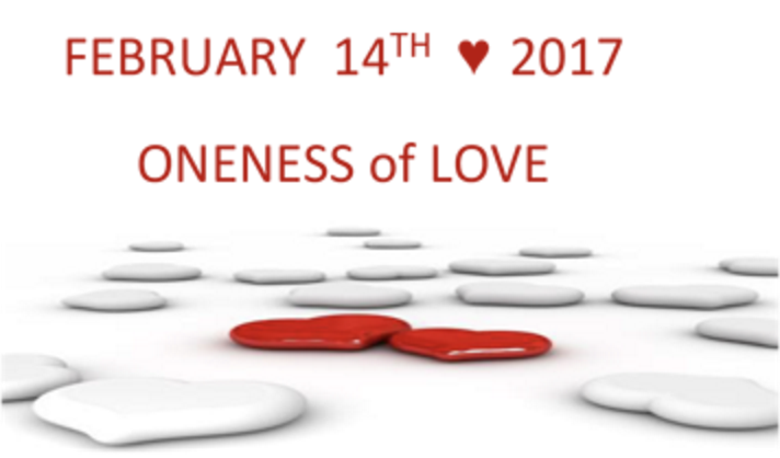 Oneness of Love