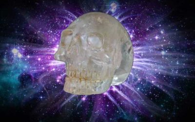 Michele Nocerino Guardian of the Ancient Crystal Skull Sha Na Ra