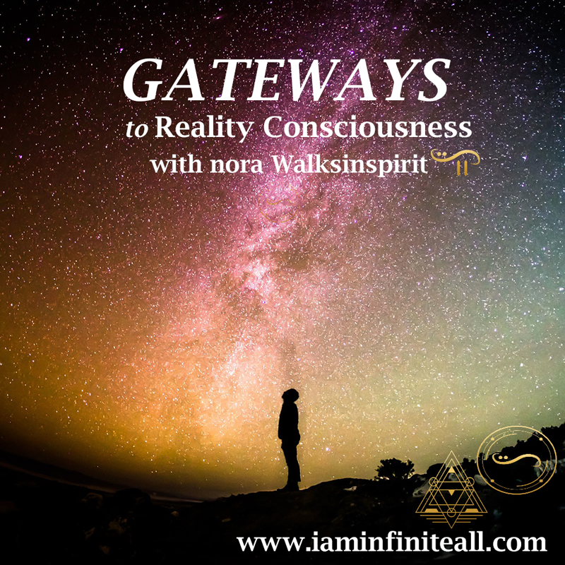 Gateways to Reality Consciousness